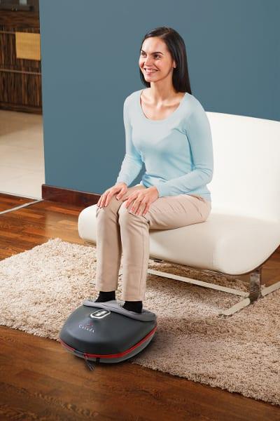 FootINN 2 - συμπαγής συσκευή μασάζ ποδιών