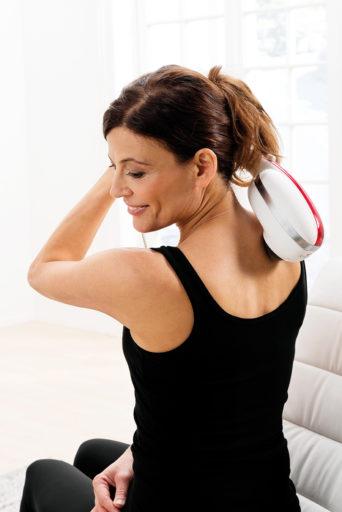 Tappymed 3 | Θεραπευτική συσκευή μασάζ χειρός| Προθέρμανση με νεφρίτη